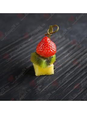 Канапе фруктово-ягодное